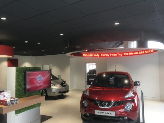 Desira Nissan – Great Yarmouth